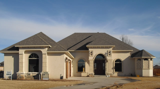 The montego home biltmore homes of tulsa for Homes pictures