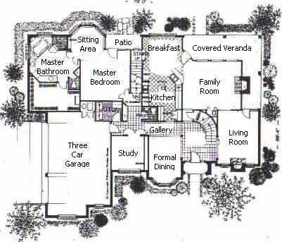 The Stonehaven Home Plan Biltmore Homes Of Tulsa